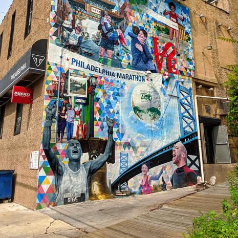 Marathon Mural