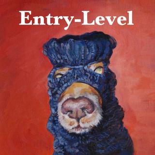 """""""ENTRY LEVEL"""" Album Cover"""