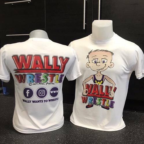 Wally Dri Fit T-Shirts