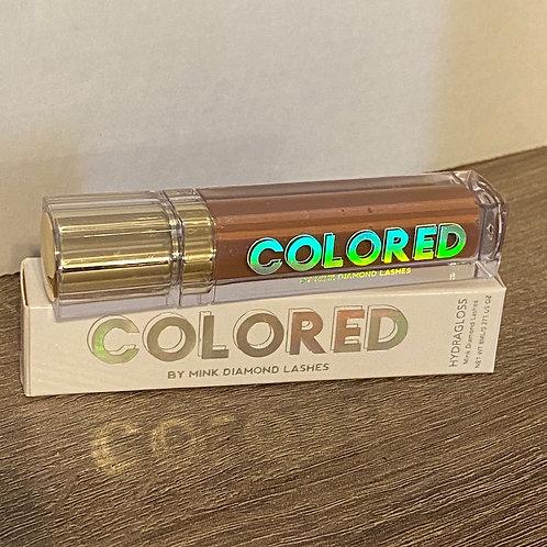 """Colored Hydragloss """"Blush Nude"""""""