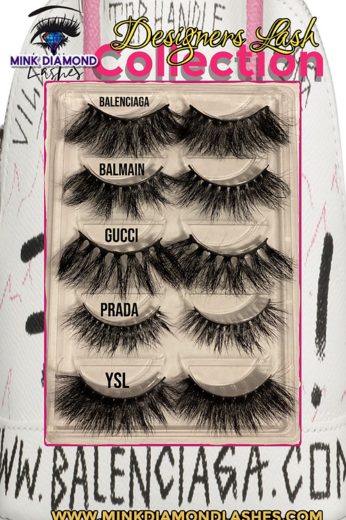Designer Lash Collection 2