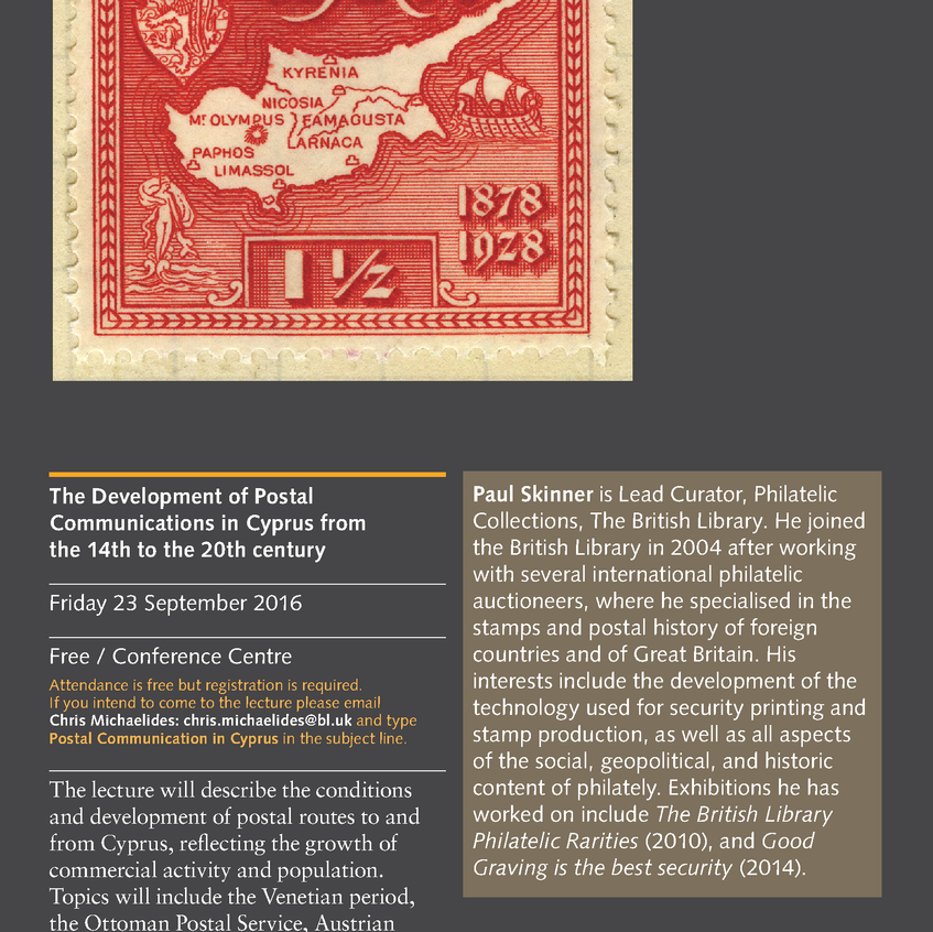 The Development of Postal