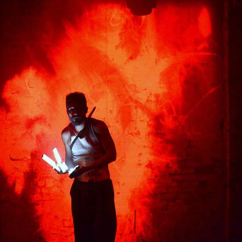 Photo Macbeth without words by Chrysa Karagianni
