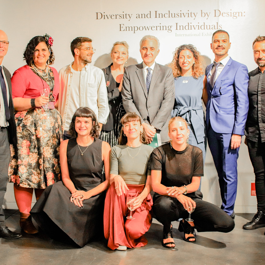 Diversity and inclusivity by design