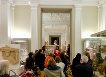 Gallery | Nora at The Fitz | 30 Jan 2020 | Fitzwilliam Museum, Cambridge