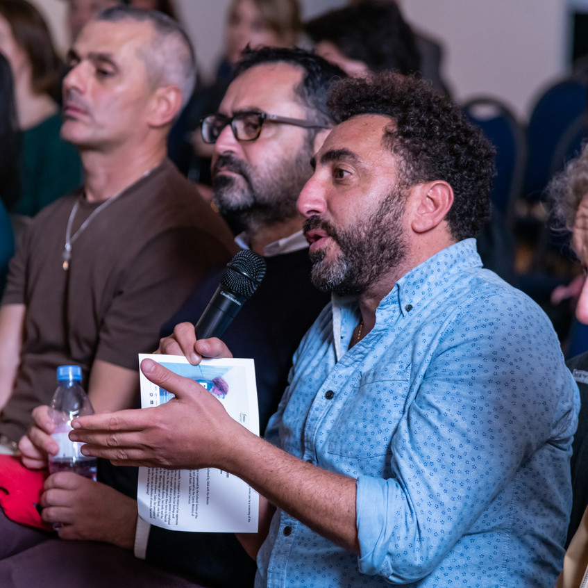 Cyprus Cinema Series: Pause