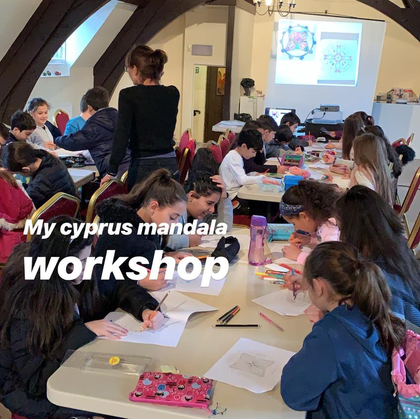 My Cyprus Mandala