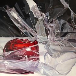 "36""x36"", Oil on Canvas"