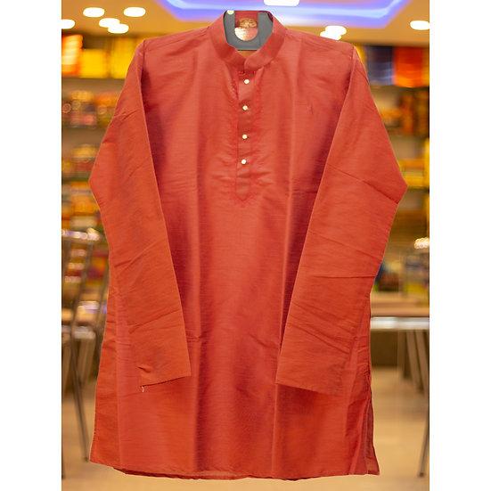MSP Raw Silk Kurta for Men
