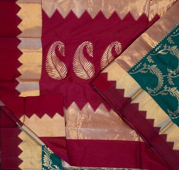 MSP Grand Silk Saree