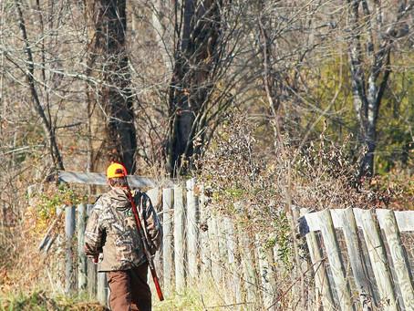 Hunting season opens Saturday