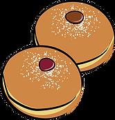kisspng-sufganiyah-donuts-clip-art-hanuk