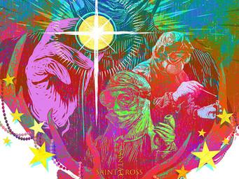 クリスマスの尊厳_2020国際招待ポスター展