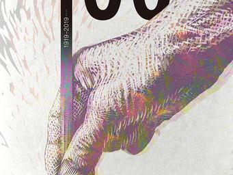 バウハウスの創立100周年キャンペーン