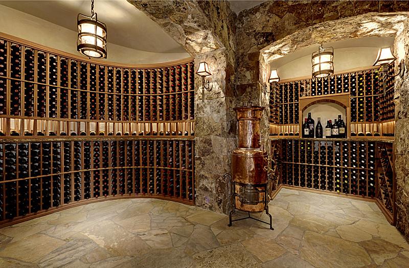 Bellevue WA Wine Cellar.jpg