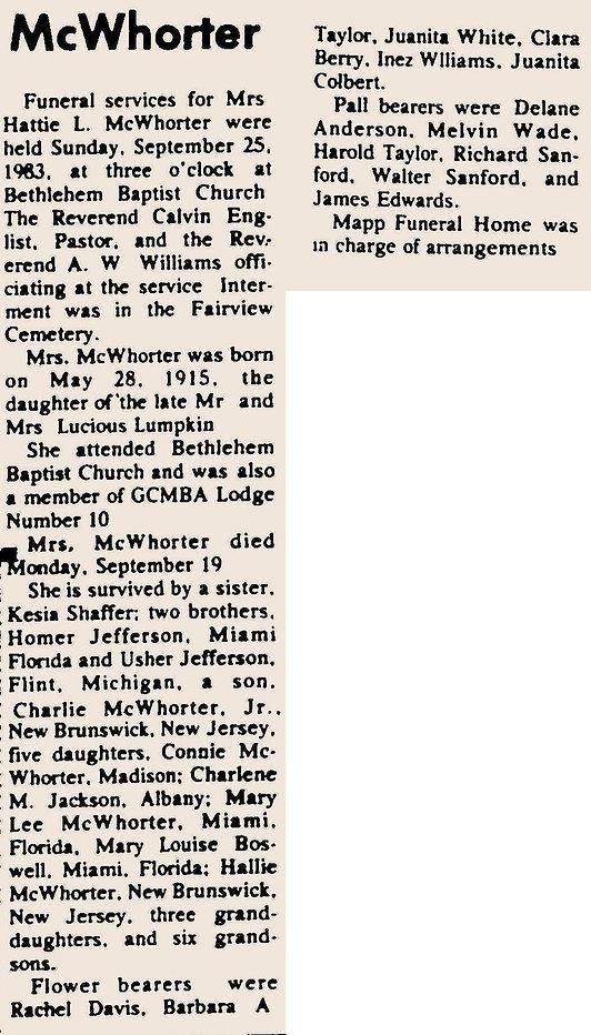 Obituary_McWHORTER-HattieLumpkin-1983.jp