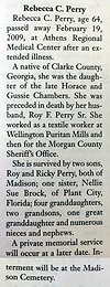Rebecca Chambers Perry