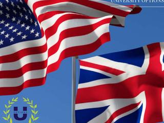 Study Overseas - US Vs UK