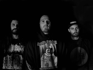 Album Review: RESIN TOMB - Resin Tomb (EP)
