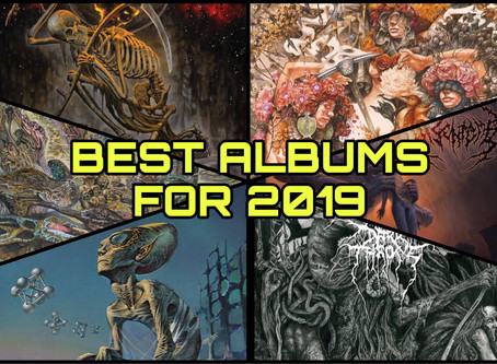 Best Albums Of 2019: Contributors Choice (Top 10 Lists)