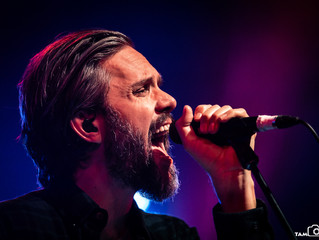 Gig Gallery: Between The Buried And Me + The Omnific @ The Triffid - Brisbane