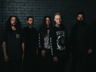 EP Review: INHIBITOR - Abhorrence