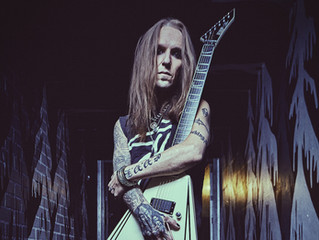 Children Of Bodom Guitairst, Alexi Laiho, Has Died At 41 Years Old