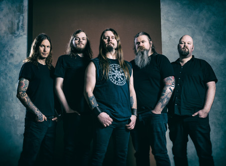 ENSLAVED Reveal Second Single and Video 'Jettegryta'