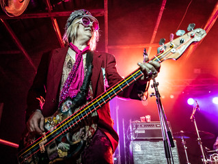 Gig Gallery: Enuff Z'Nuff + Ron Keel + Janet Gardner + Crosson @ The Zoo - Brisbane