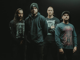 Album Review: AVERSIONS CROWN - Hell Will Come For Us All