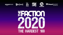 THE FACTION Announces Hardest 100 of 2020 - VOTE NOW