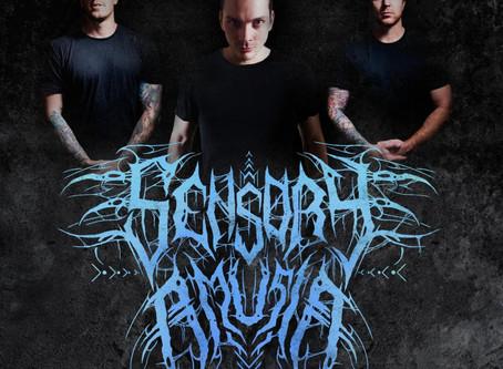 Australian Death Grinders SENSORY AMUSIA Stream New Single From Upcoming EP