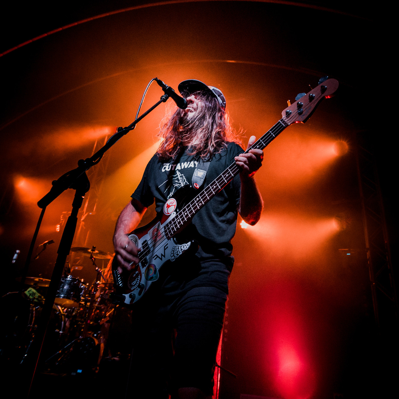 The Bennies Live _ The Triffid 16.12.17-3