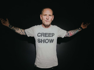"""COREY TAYLOR Shares New Music Video For """"Black Eyes Blue"""" From Debut Solo Album"""