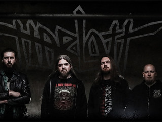 Aussie Thrash Metallers HARLOT Release New Single From Upcoming Album