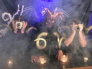 Album Review: CAULDRON BLACK RAM - Slaver
