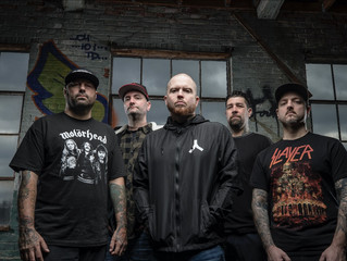 HATEBREED Announce Eighth Studio Album & Release Lyric Video For Title Track