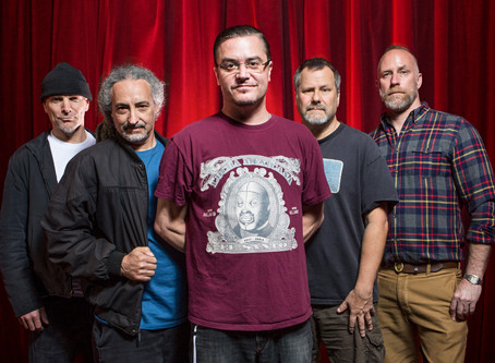 FAITH NO MORE Reschedule Australia & NZ Tour Dates For February/March 2021