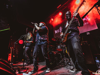 Gig Gallery: Resurrection Nu Metal Tribute Show + Supports @ The Woolly Mammoth
