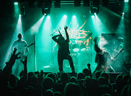 Gig Review: Cattle Decapitation + Revocation @ Max Watts - Melbourne
