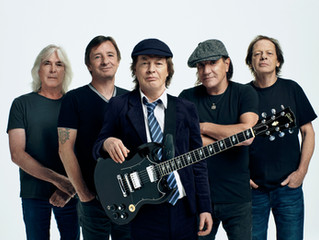 AC/DC Share New Single Plus Album Details