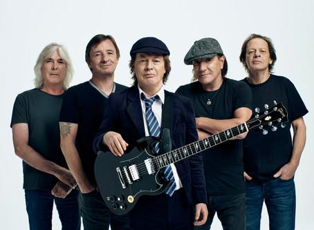 AC/DC Share New Single Plus Album Details