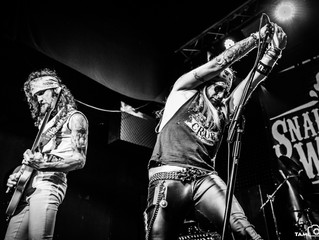 Gig Gallery: SNAKE BITE WHISKY + Guests @ The Woolly Mammoth, Brisbane - 15/08/20
