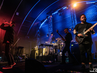 Gig Review: Between The Buried And Me + The Omnific @ The Triffid - Brisbane