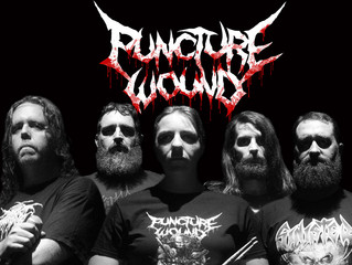 Album Review: PUNCTURE WOUND - Complete Carnage of Coagulating Cacophonous Corpses