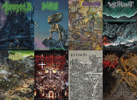 The Best Death Metal Albums of 2019