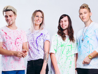"""Joy In Motion Release 'See Your Face', First Single From EP """"Falling Out"""""""