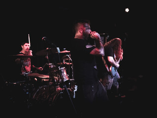 Gig Review: Outbreak @ The Hamilton Station Hotel - Newcastle
