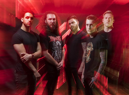 I Prevail Announce 2020 Australian Tour With Motionless In White & Windwaker