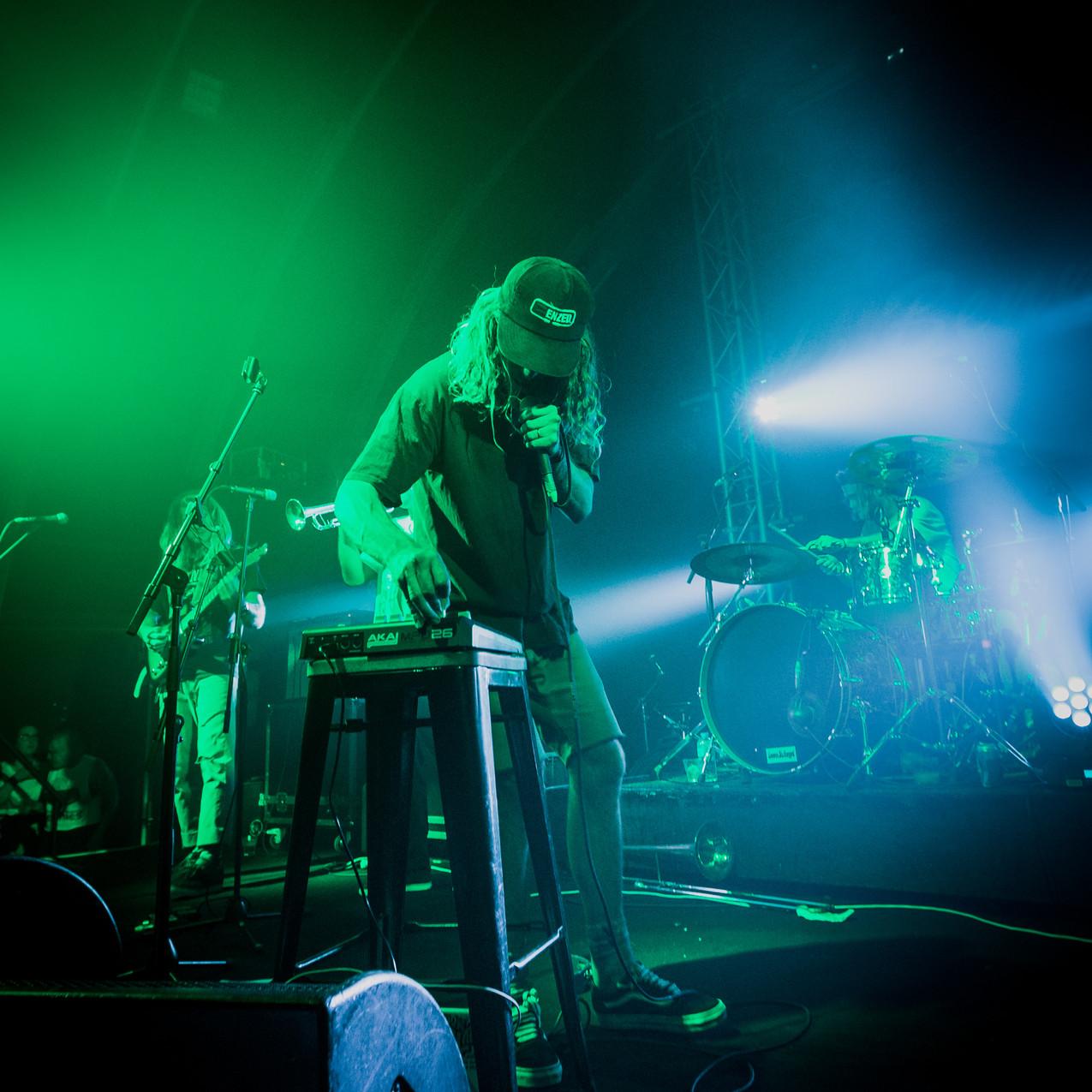 Dropleg Live _ The Triffid 16.12.17-3